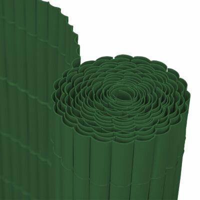 Belátásgátló műnád (zöld, 1,5 x 3 m)