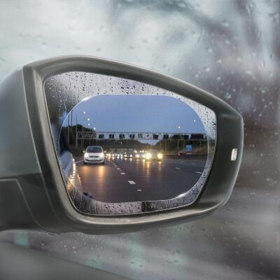Vízlepergető fólia visszapillantó tükörre (2 darabos csomag)