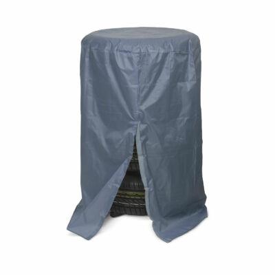 Kerék szett takaró ponyva (szürke)