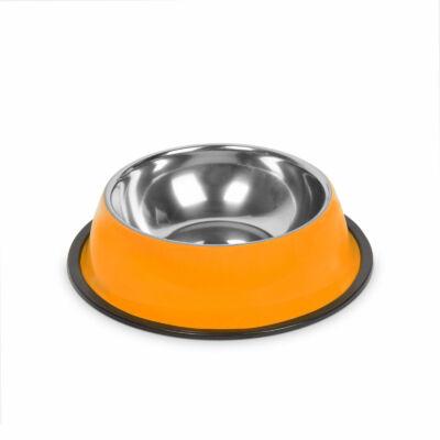 Etetőtál (15 cm, narancssárga)
