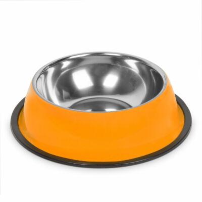 Etetőtál (22 cm, narancssárga)
