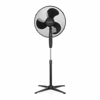 Álló ventilátor (fekete)