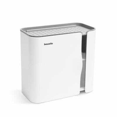 WC-papír tartó szekrény (fehér, 248 x 130 x 230 mm)