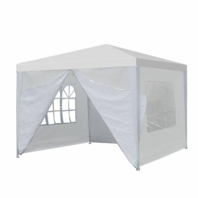 3x3m parti sátor (fehér)
