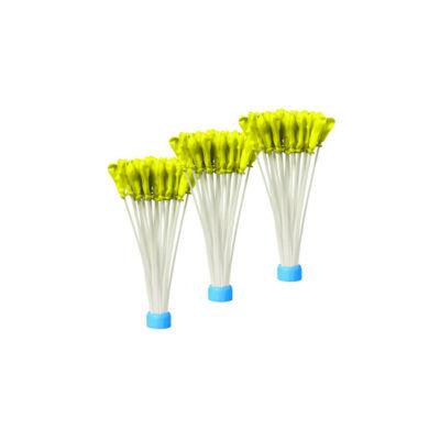 120 db-os vízibomba szett (sárga)