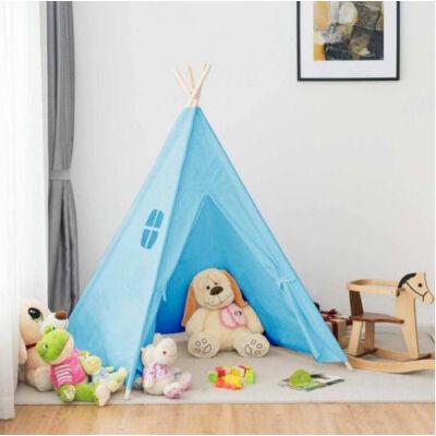 Indián sátor gyerekeknek (kék)