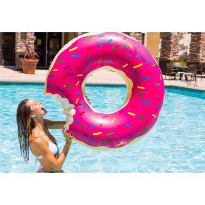 Bestway fánk úszógumi  (107 cm, rózsaszín mintával)