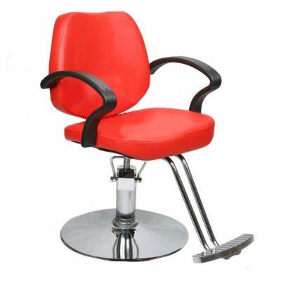 Fodrász szék (piros)