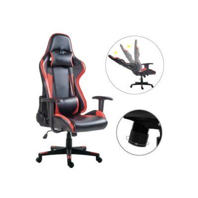 Gamer szék PRO (piros)