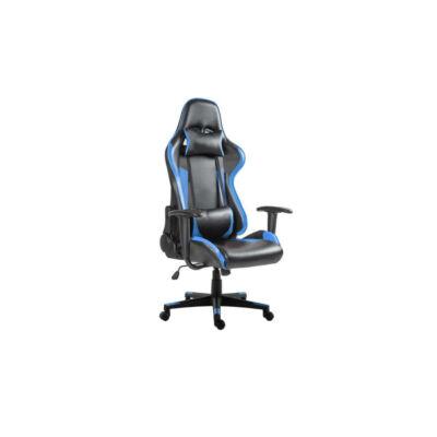 Gamer szék PRO (kék)