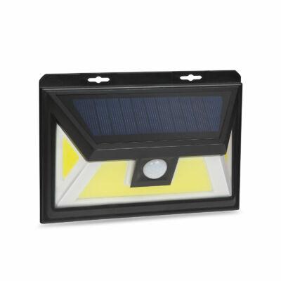 Mozgásérzékelős szolár reflektor (3 COB LED)