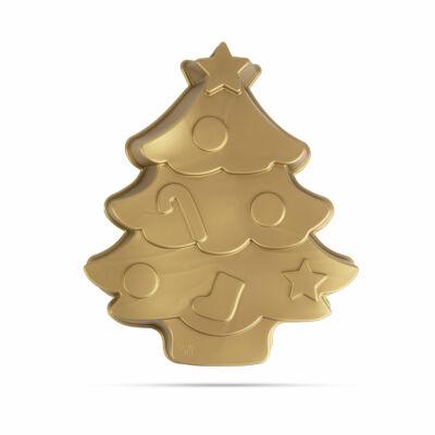 Szilikon sütőforma (karácsonyfa, 28 x 25 x 4,5 cm)