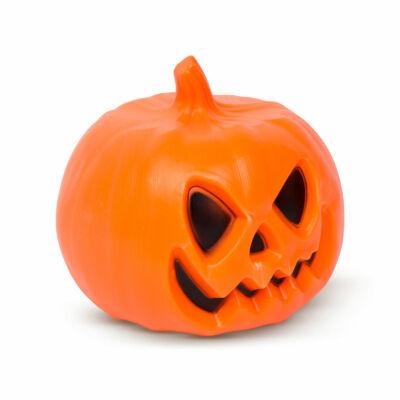 Halloween-i töklámpás, LED-del, hangeffekttel