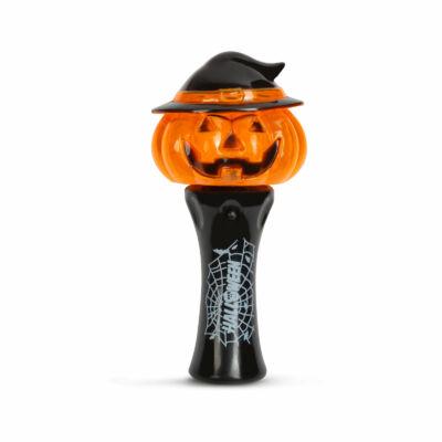 Halloween-i LED lámpa (tök, elemes)