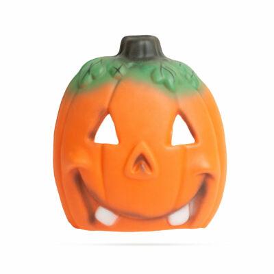 Halloween-i maszk (tök, narancssárga)