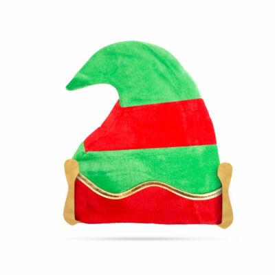 Manósapka (piros / zöld, 35 x 32 cm)