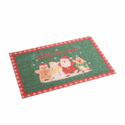 Karácsonyi lábtörlő - Happy Christmas (60 x 40 cm)