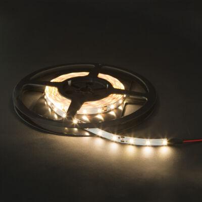 LED szalag (5 méter, 60 LED, melegfehér)