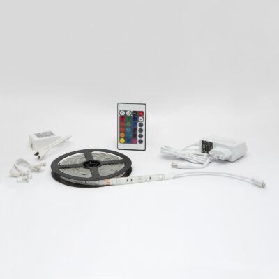 LED szalag szett (Epistar chip, SMD 5050 LED, 3 méter)