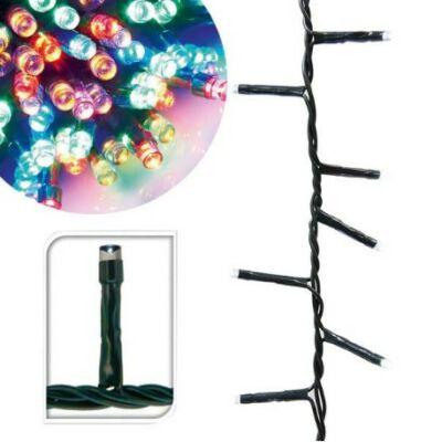 360 LED-es karácsonyi fényfüzér (8 mozgó beállítással, színes)