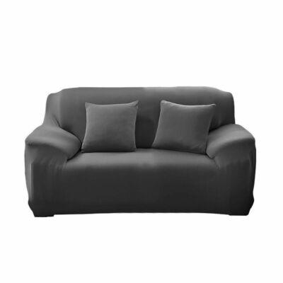 Kétszemélyes kanapévédő (szürke)