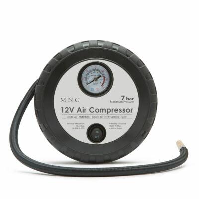 Autós szivargyújtós kompresszor (12V)