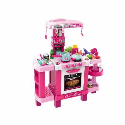 Nagy játékkonyha (pink)